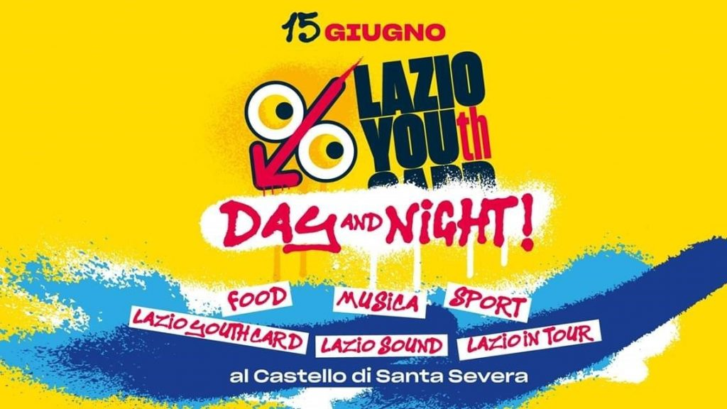 Lazio Youth Day & Night