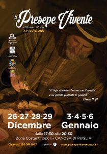 Il Presepe Vivente di Canosa di Puglia - 16° edizione