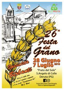Festa del Grano - 26° edizione