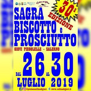 Sagra del Biscotto e Prosciutto - 30° edizione