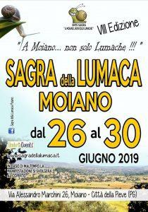 Sagra della Lumaca di Moiano - 8° edizione