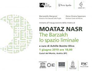 Moataz Nasr - The Barzakh /Lo Spazio Liminale