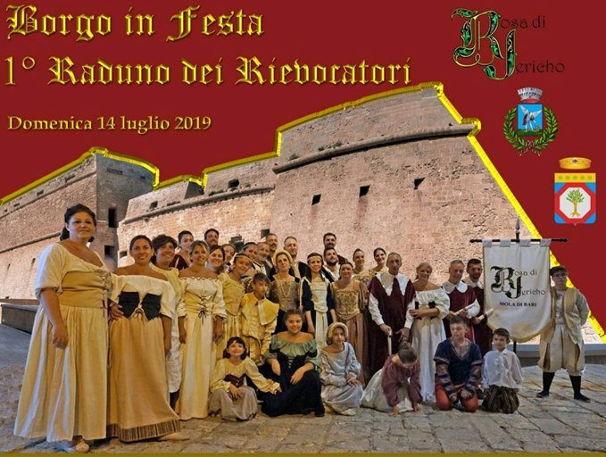 Borgo in Festa - 1° Raduno dei Rievocatori