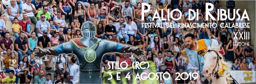 23° Palio di Ribusa - Festival del Rinascimento Calabrese