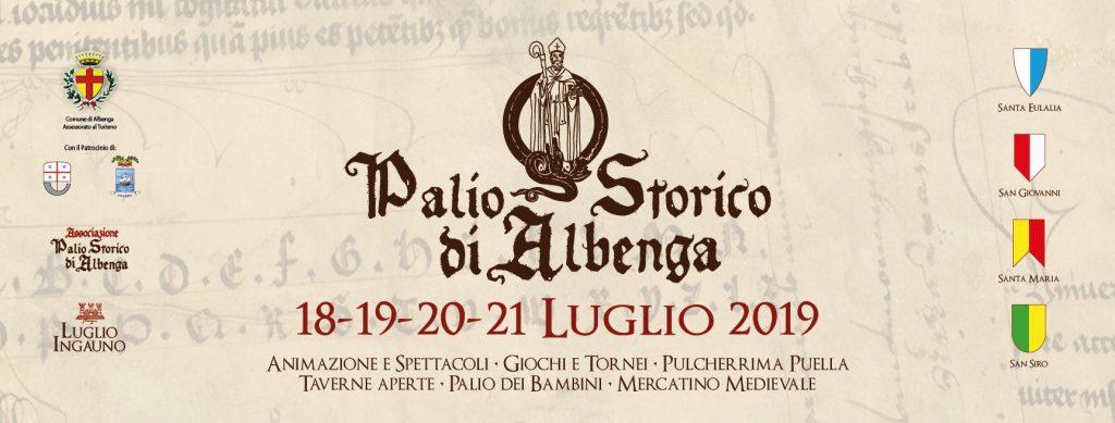 Palio Storico di Albenga 2019