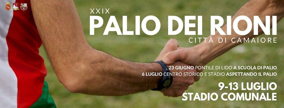 Palio dei Rioni - 29° edizione