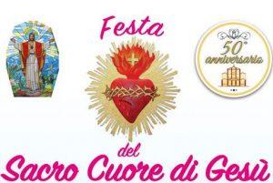 Festa del Sacro Cuore di Gesù - 50° edizione