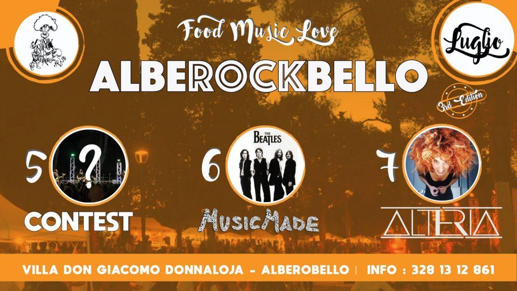 Alberockbello - 3° edizione