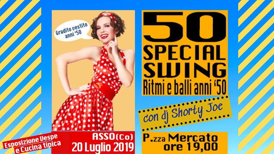 50 Special Swing - Ritmi e Balli Anni '50
