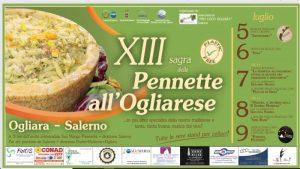 Sagra delle Pennette all'Ogliarese - 13° edizione