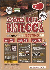 Sagra della Bistecca Chianina - 27° edizione