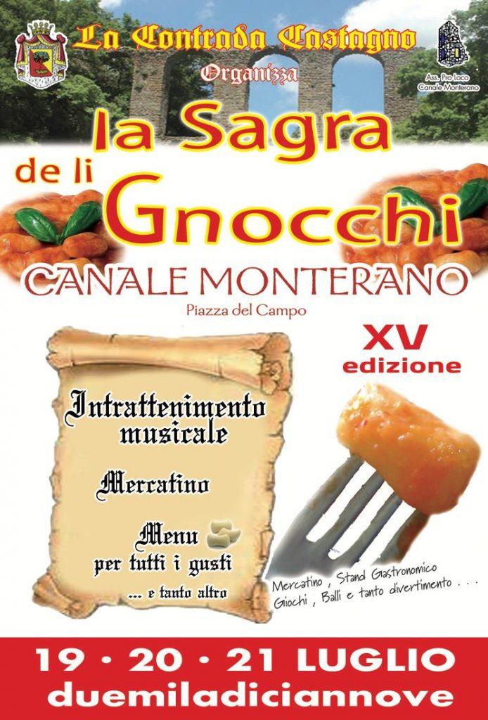 La Sagra de li Gnocchi - 15° edizione