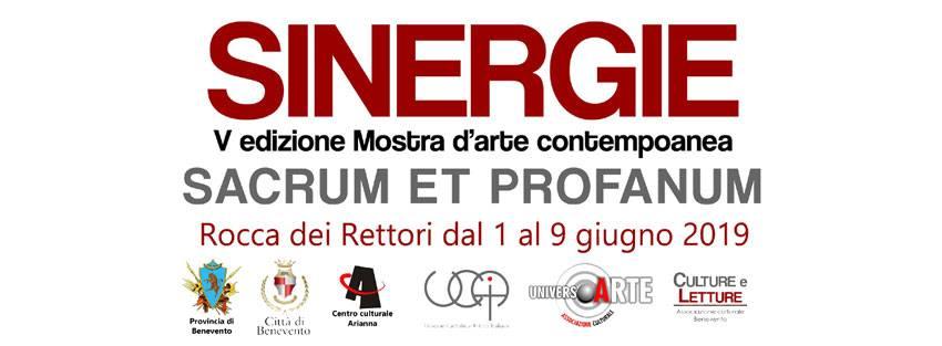 SINERGIE. Sacrum et Profanum - 5° edizione