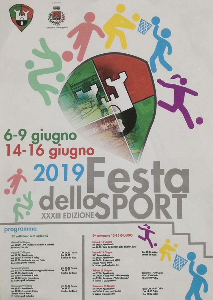 Festa dello Sport - 33° edizione