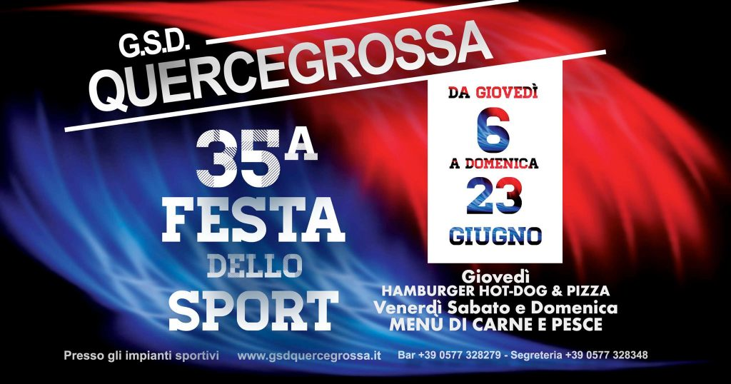 Festa dello Sport - 35° edizione