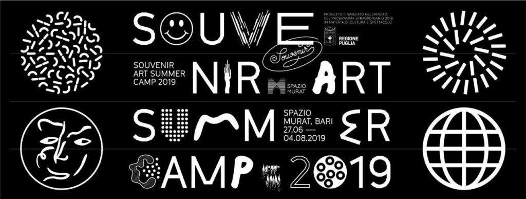 SOUVENIR ART SUMMER CAMP 2019 - La Mostra