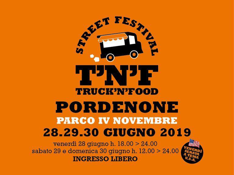 Truck'n'Food Street Festival - Pordenone