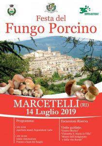 Sagra del Fungo Porcino - 28° edizione