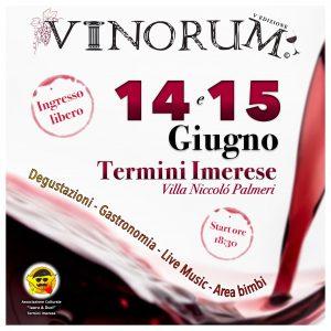 VINORUM - 5° edizione