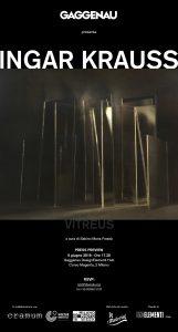 VITREUS - personale di Ingar Krauss