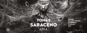 Tomás Saraceno. Aria
