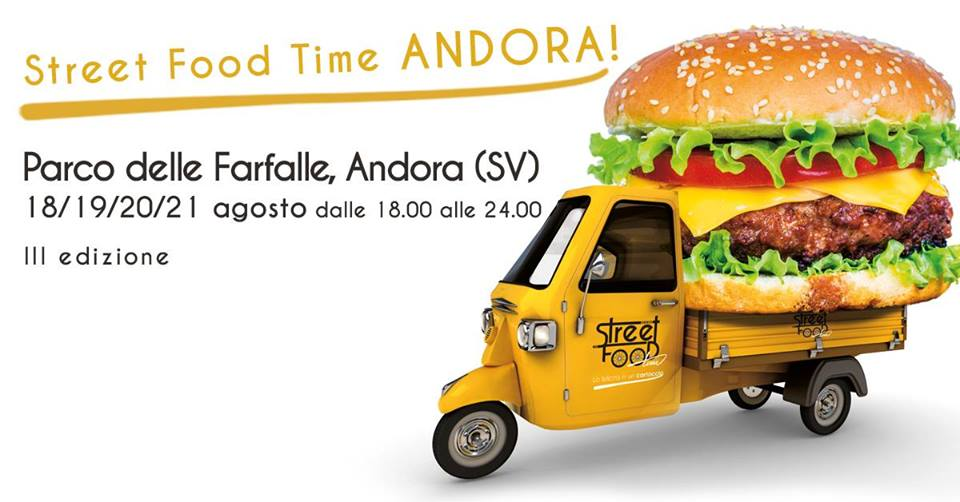 Street Food Time - Andora