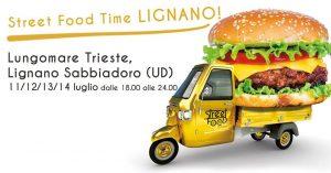 Street Food Time - Lignano Sabbiadoro