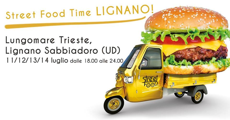 Street Food Time - Lignano Sabbiadoro