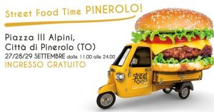 Street Food Time - Pinerolo