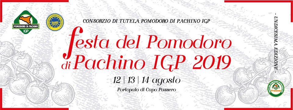 Festa del Pomodoro di Pachino IGP 2019