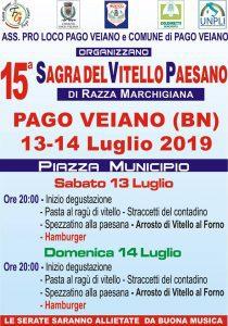 Sagra del Vitello Paesano - 15° edizione