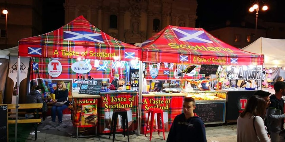 Street Food Taste of Scotland - Porto Garibaldi