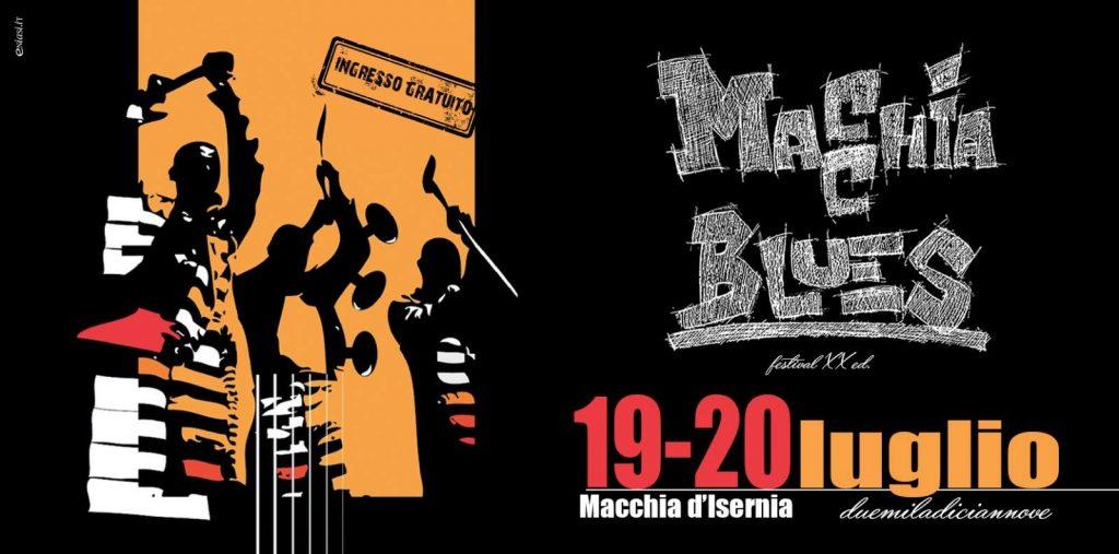 Macchia Blues - 20° edizione