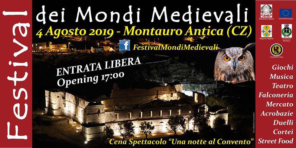 Festival dei Mondi Medievali - Notte al Convento