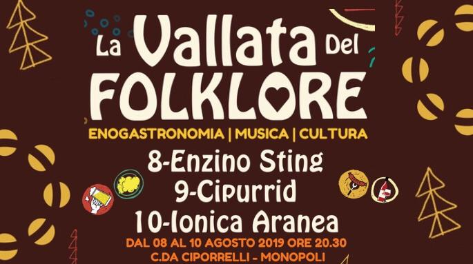 La Vallata del Folklore - 12° edizione