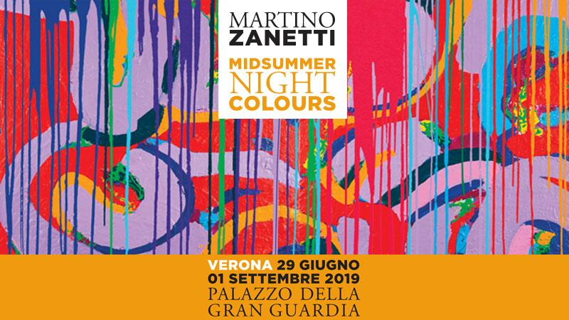Midsummer Night Colours - Martino Zanetti