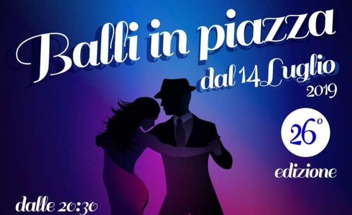 Balli in Piazza - 26° edizione