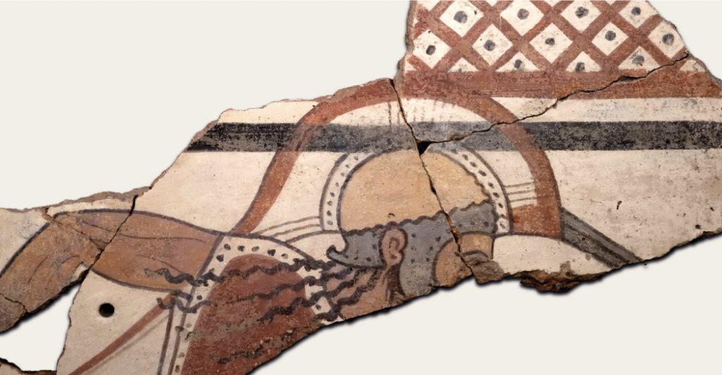 COLORI DEGLI ETRUSCHI - Tesori di Terracotta