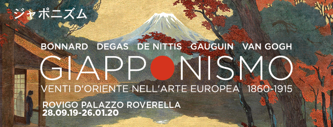 GIAPPONISMO. Venti d'Oriente nell'Arte Europea