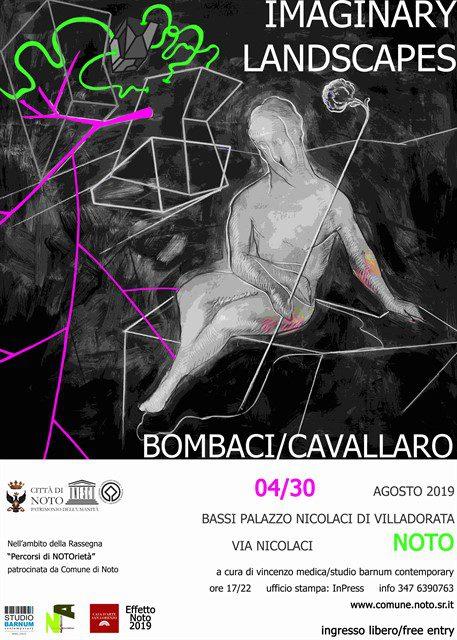 Imaginary Landscapes - Bombaci e Cavallaro
