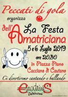 Festa dell'Amatriciana