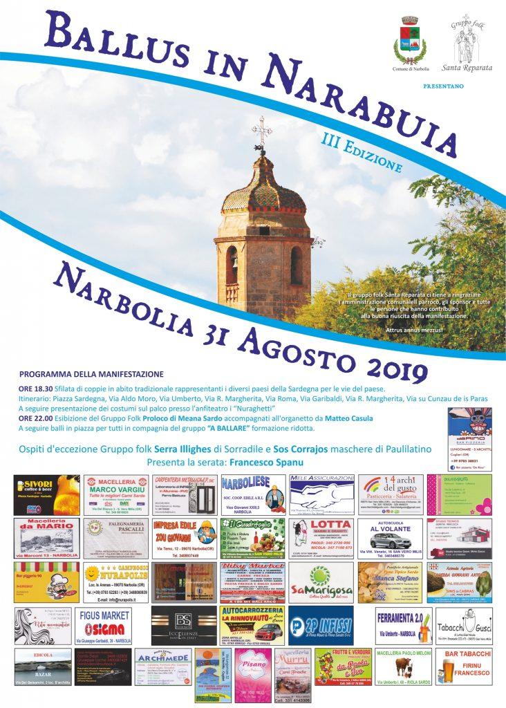 Ballus in Narabuia - 3° edizione