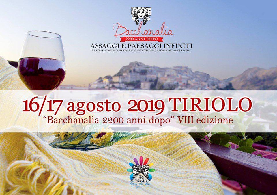 Bacchanalia 2200 Anni Dopo - 8° edizione