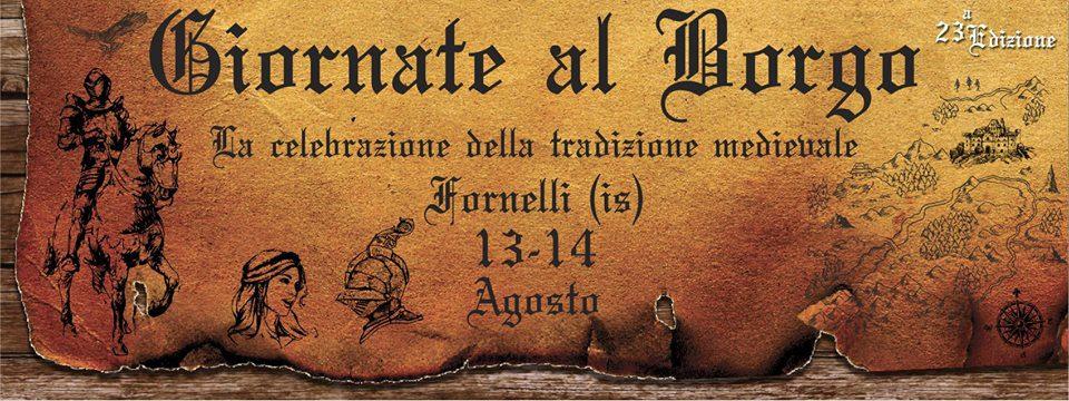 Giornate al Borgo - 25° edizione