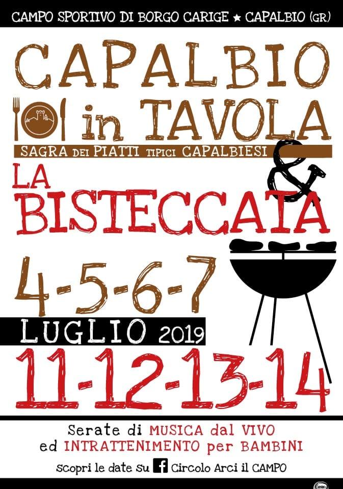 Capalbio in Tavola & La Bisteccata