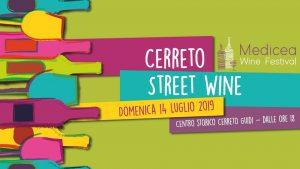 Cerreto Street Wine 2019