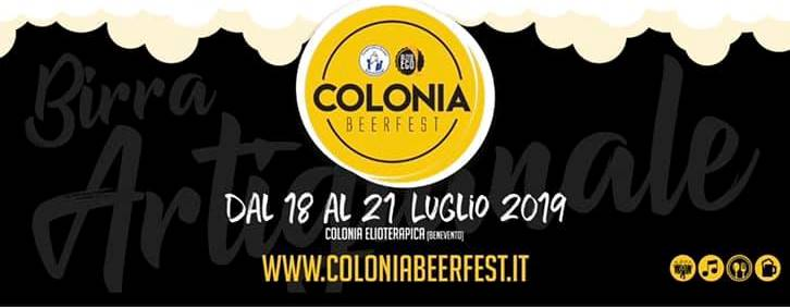 Colonia Beer Fest 2019