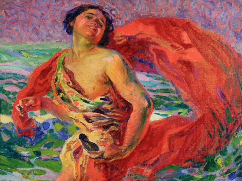 Isadora Duncan e le Arti Figurative in Italia