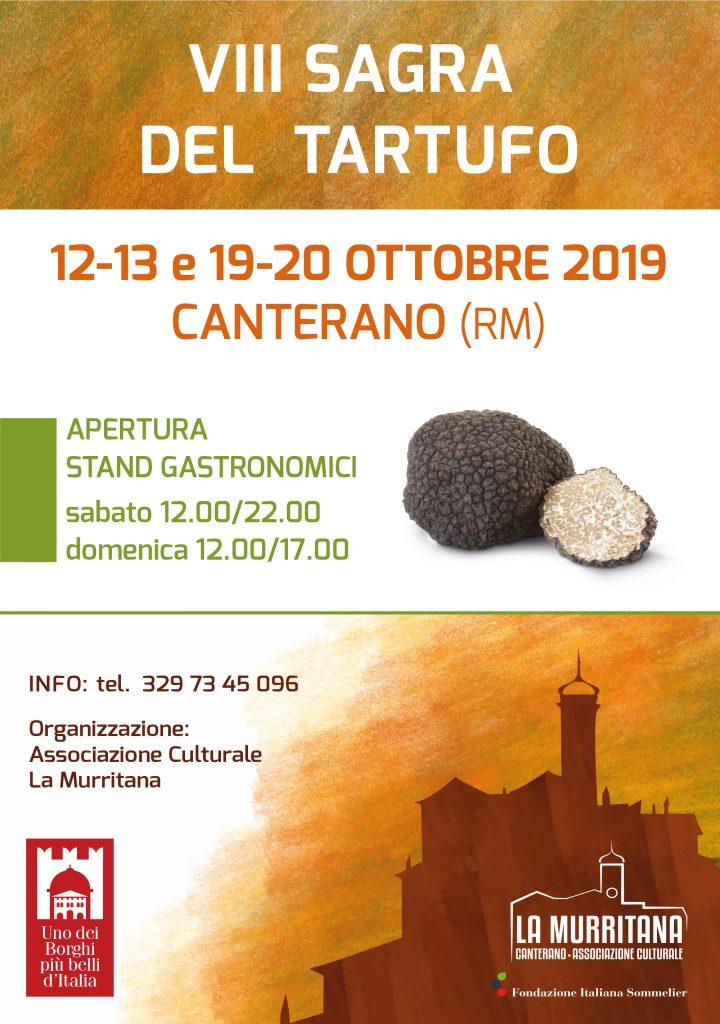Sagra del Tartufo di Canterano - 8° edizione