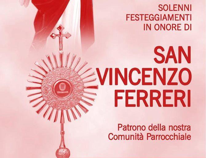 Festa di San Vincenzo Ferreri